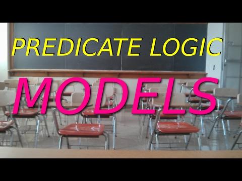 Predicate Logic Semantics - Models