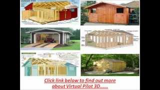 My Shed Plans - Using Shed Kits Instead Of Building A Shed From Scratch