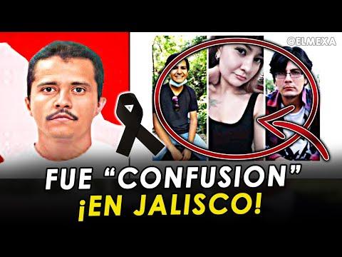 Los confundieron con agentes de la FGR y los ejecutaron, en Guadalajara, Jalisco.