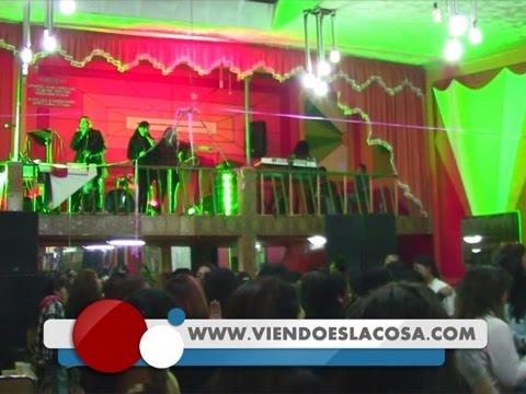 VIDEO: LUZ TAMARA GITANOS - Tributo A La Cumbia Boliviana - En Vivo - WWW.VIENDOESLACOSA.COM - Cumbia 2015