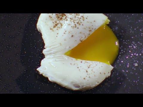 厨神的完美水波蛋