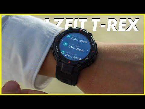 Amazfit T-Rex Pro | Explore Your Instinct Branded Video