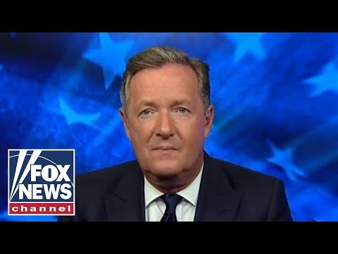 Piers Morgan says Sanders' call to let felons vote is 'utter lunacy'