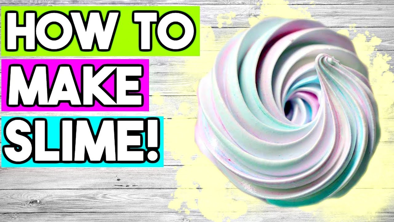 How to make slime for beginners 3 satisfying viral slime ideas how to make slime for beginners 3 satisfying viral slime ideas ccuart Images