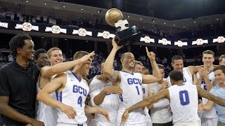 The gcu men's basketball team finished a successful season with 27-7 record. for more information, please visit www.gculopes.com.