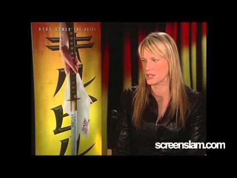 ScreenSlam -- KILL BILL: Interview with Darryl Hannah