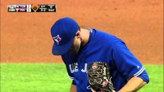 Philadelphia Phillies vs Toronto Blue Jays August 19 2015