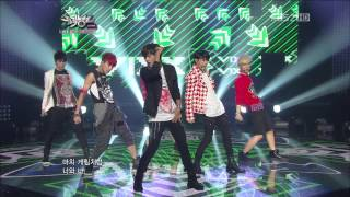 【1080P】VIXX - ROCK UR BODY  (7 Sep,2012)