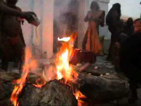 Famous ritual at Mahima Gadi, Dhenkanal, Odisha, Alekh monks