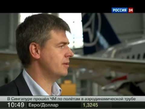 Гражданские самолёты. Фильм 2. Sukhoi Superjet 100 (SSJ100)