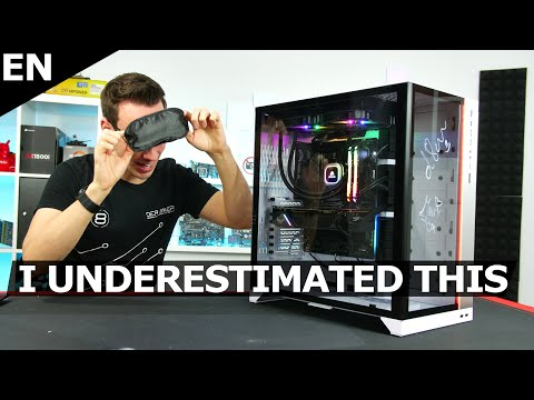 Blind PC Building Challenge: Can I build an entire PC BLINDFOLDED? Nominating GN Steve :)