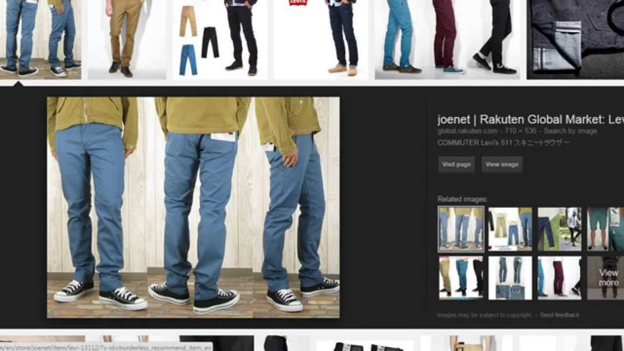 aab8e882071 Levi's 511 Commuter Pants Review - YouTube