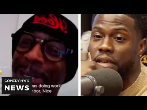 Katt Williams Responds To Kevin Hart's Breakfast Club Interview, And Drug Accusations - CH News