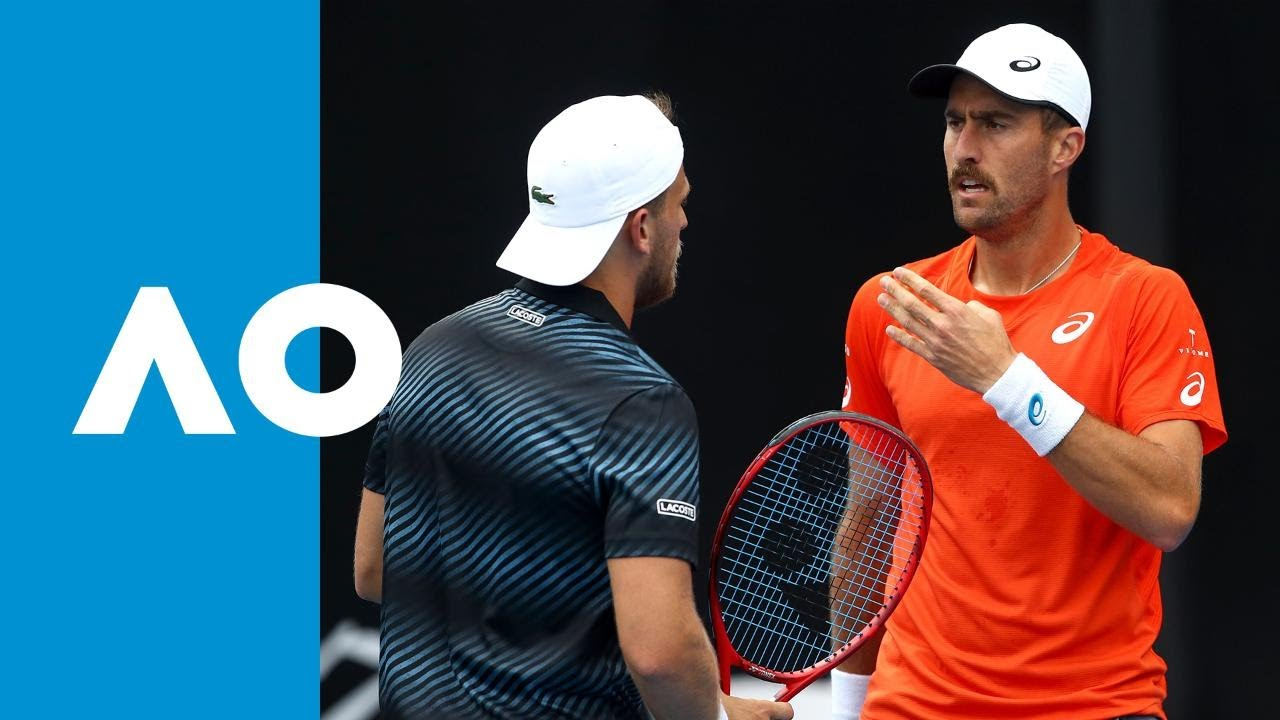 Matthew/Lindstedt v Johnson/Kudla match highlights (1R) | Australian Open 2019