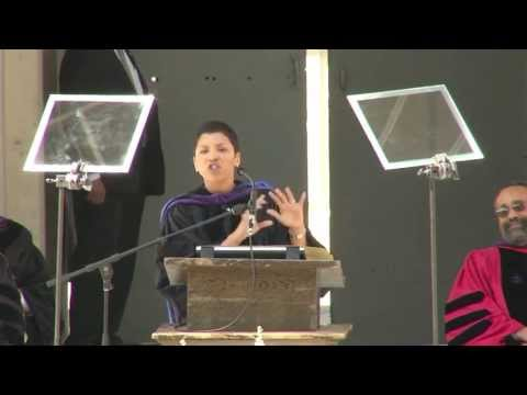 Law Professor Melissa Murray speaks at Berkeley Law Commencement 2013