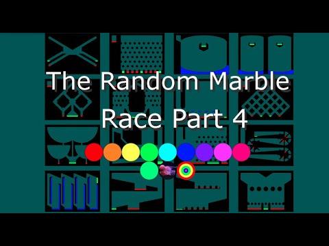 The Random Marble Race Part 4