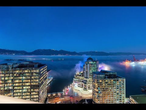 Penthouse at Terminal City Club - PH1 and 2 -  837 W Hastings Street Vancouver