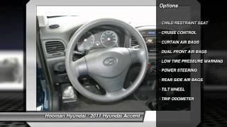 2011 Hyundai Accent INGLEWOOD,LOS ANGELES,LONG BEACH,TORRANCE,SANTA MONICA 15H0087A