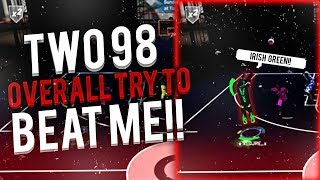 TWO 98 OVERALL TRY TO EXPOSED ME!! IM THE BEST 98 OVERALL IN NBA2K19!!🔥😱