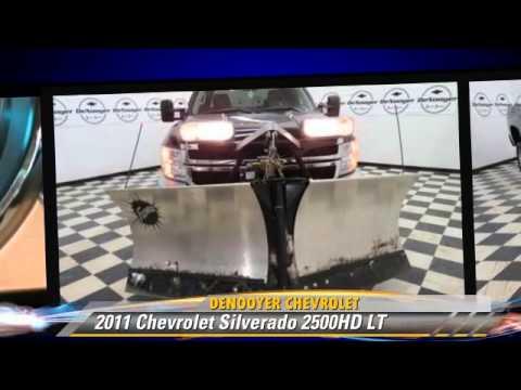Used Chevolet Silverado 2500 Plow Truck - Shop DeNooyer Chevrolet, Albany NY 12205