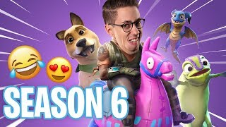 Season 6 in Fortnite!