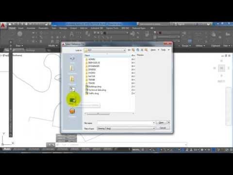 AutoCAD 2015_Convert DXF-files into DWG-files