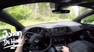 SEAT Ateca Xcellence 2.0 TDi 190 pk 4DRIVE POV Test drive