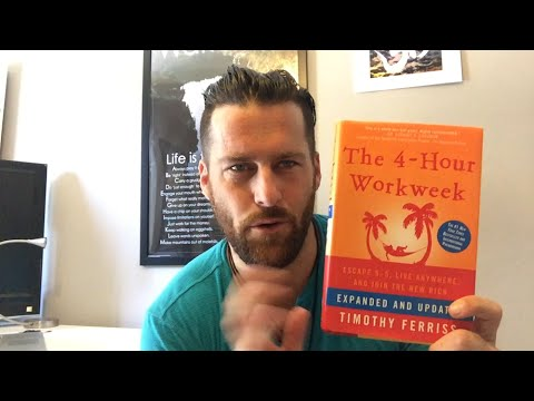 The Four-Hour Workweek - Books You Must Read!