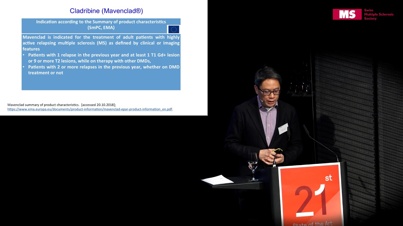 21st State of the Art Symposium – Andrew Chan: A Swiss Treatment Consensus for MS