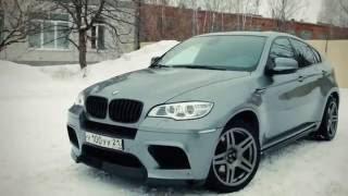 BMW X6M 900л.с.  Тест-драйв от Anton Avtoman