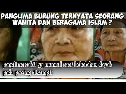 TERUNGKAP ! Inilah Fakta Panglima Suku Dayak Yang Jarang Diketahui    Indonesian Dayak Tribe