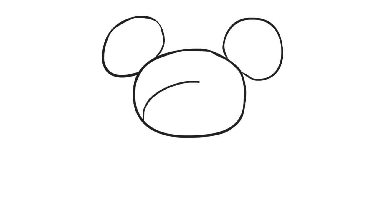 Apprendre dessiner une souris youtube - Dessiner une souris ...