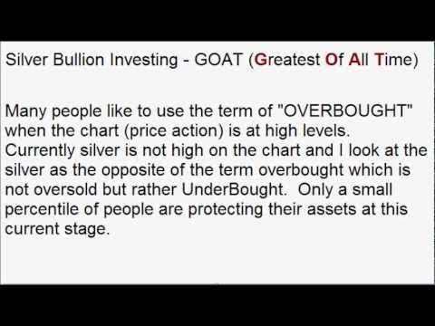 Silver Investing - GOAT