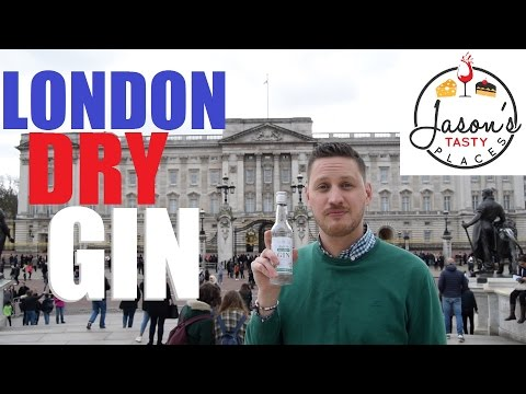 E01: London and the Gin Craze | London, England