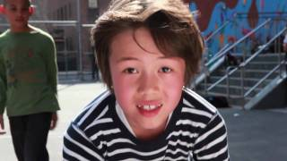 Ganbare Nippon! がんばれ日本! — Video Message from NYC Kids to Japan