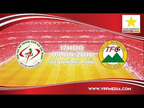 CLB TP Hồ Chí Minh vs XM Fico Tây Ninh