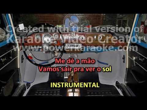 GAL COSTA   KARAOKE, VIDEOKE   ESTRADA DO SOL