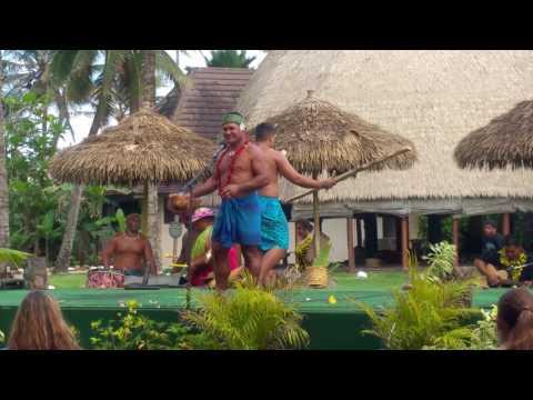 Polynesian Cultural Center Samoa.. Mr. PAK