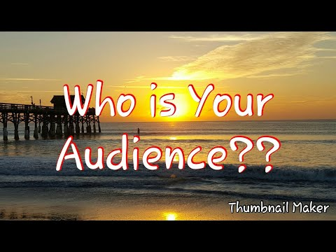 Who is your audience? What kind of content can you offer your viewers?