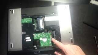 Dell Vostro 3550 Laptop Hard Drive & Memory Upgrade
