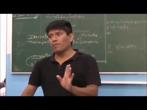 Logica I - Profesor Julio Vilchez