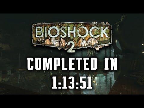 BioShock 2 :: Speedrun ~ 1:13:51 [WR]