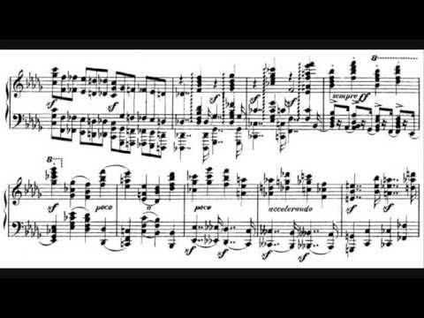 Xaver Scharwenka - Piano Concerto No. 1 in B flat minor, Op. 32