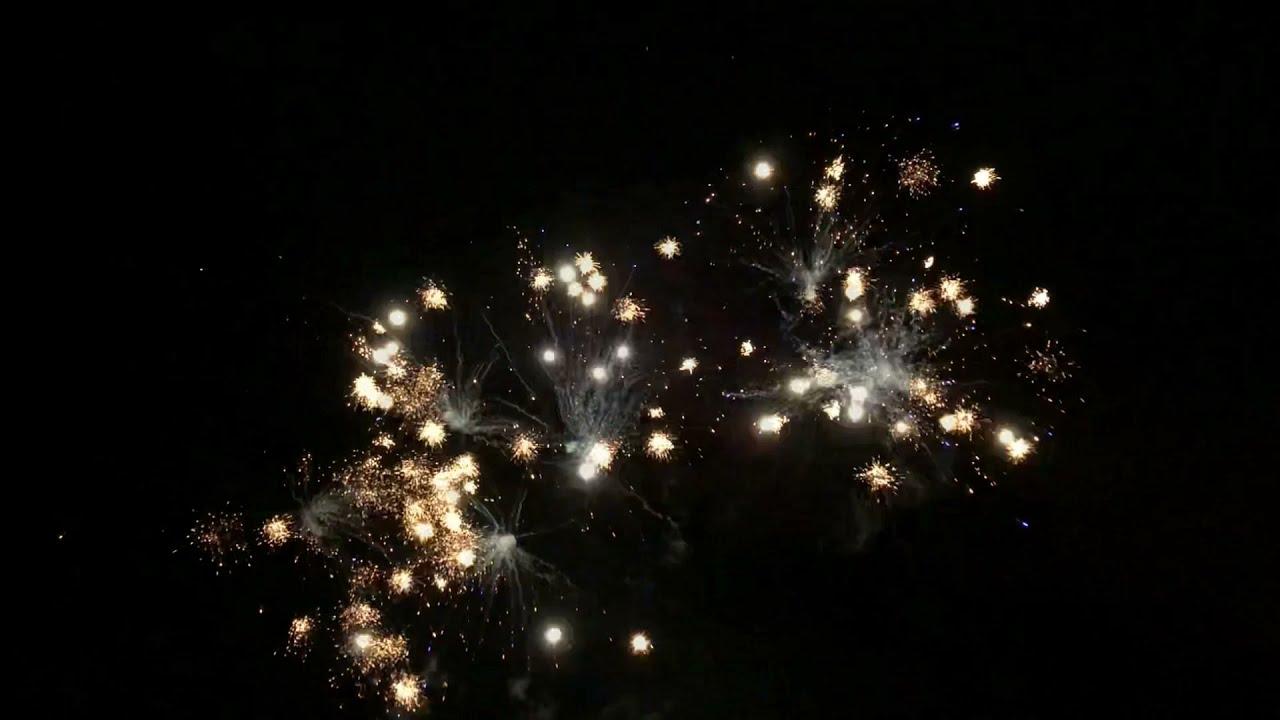Crescendo Fan Cake by Standard Fireworks
