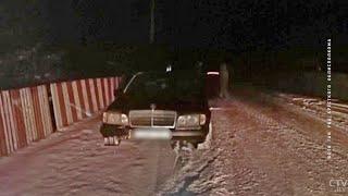 Парни прицепили капот к машине и катались на нём - один погиб, другой в реанимации. Каменецкий район