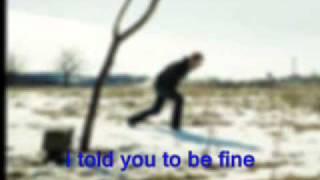 Skinny love - Bon Iver karaoke