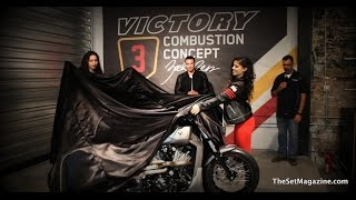 The Set Magazine Vol. 7 - Victory Motorcycles Edition (Combustion Concept f/ Zach Ness)