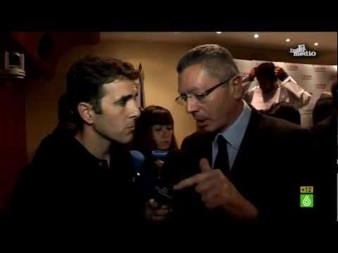 Gonzo entrevista a Gallardón (ministro de justicia popular) y a Gonzalo Moliner (Supremo y CGPJ) de YouTube · Duración:  9 minutos 10 segundos