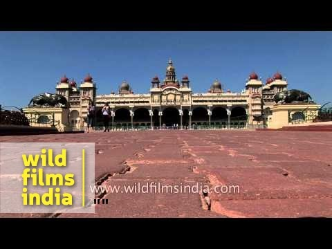 Tipu Sultan's Palace Museum - Karnataka