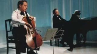 """Daniil (Daniel) Shafran: Aria """"Vouchsafe, O Lord"""" by George Frideric Handel"""
